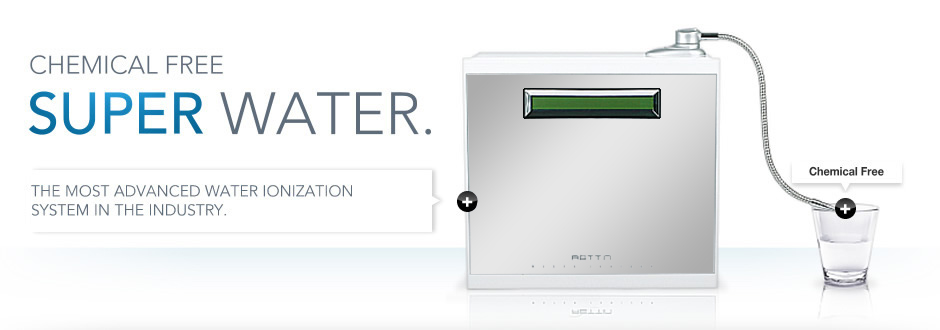 Tyent MMP-9090 TURBO Extreme Water Ionizer - The most advanced Ionizer in the Industry